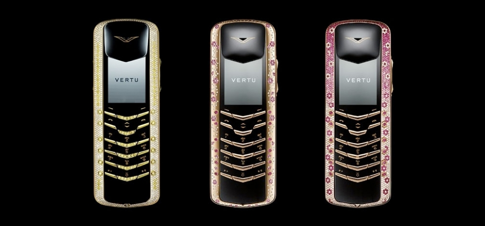 Телефон VERTU SIGNATURE COBRA