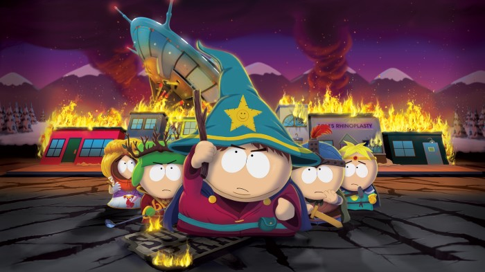 10. South Park: The Stick of Truth